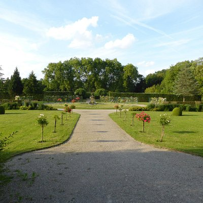 Schlossgarten Rheda