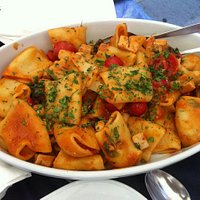 Best pasta  ever!!!!! I live in montreal Canada.  Went to this little cozy and cute restaurant w