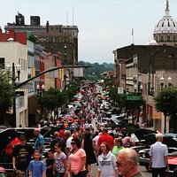 """The 2nd weekend in July is when Washington PA celebrates it's historical role in """"The Whiskey Re"""