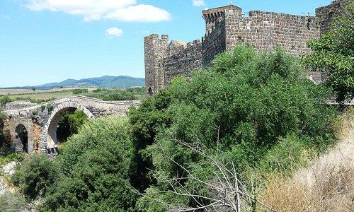 Castello di Vulci (30')