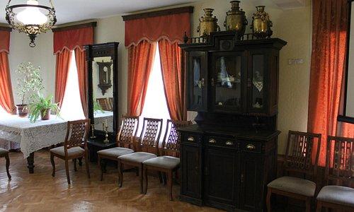 Литературно-Мемориальный Музей Ф.М. Достоевского, выставочный зал, гостиная