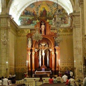 Iglesia de Jesús, conocida como 3era Orden.