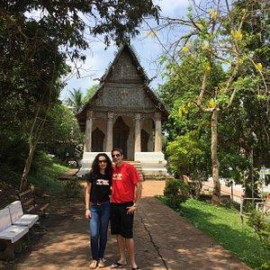 Templo Wat Pa Houak