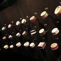 interno Museo della Cipria presso Bar à Parfums di Torino