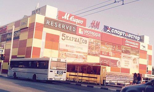 Торговый центр Мармелад