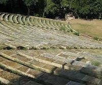 Historic Wintersmith Amphitheatre