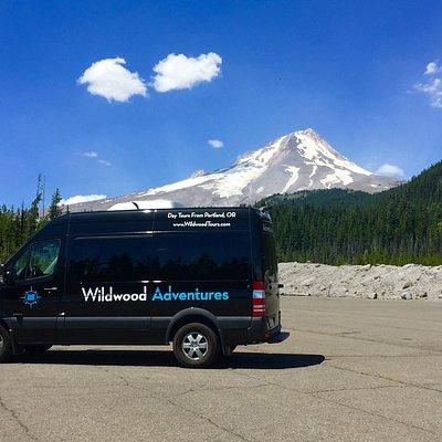 Wildwood Adventures exploring Mt. Hood!