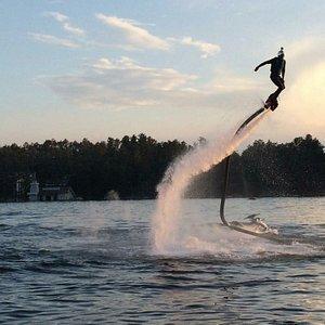 Wild Side Flyboarding