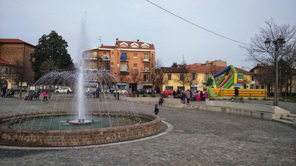 Piazza Vittorio Veneto Vimodrone