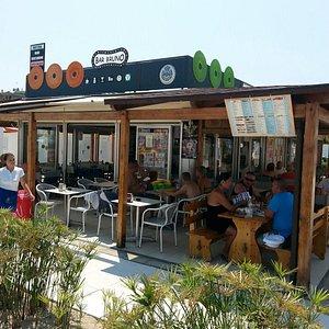 Bar Bruno Rimini Spiaggia