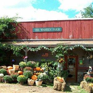 The Warren Farm and Sugerhouse