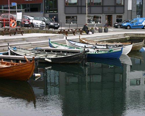 Torshavn - the harbour