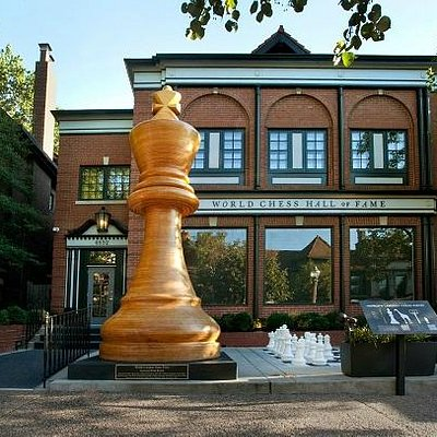 The World's Largest Chess Piece