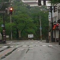 甲賀町通り