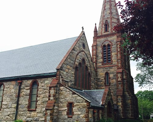 The magnificent St. Barnabas.