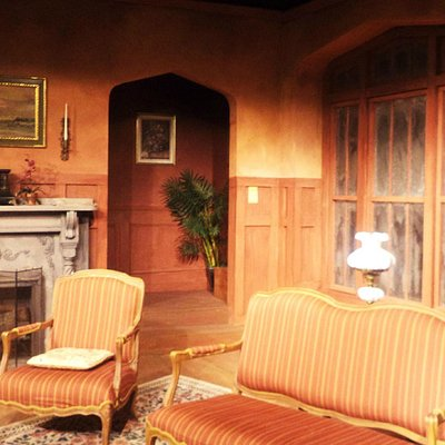 Vintage set of The Mousetrap