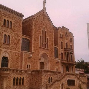 Sant Josep de la Montanya by Isabel de la Mora