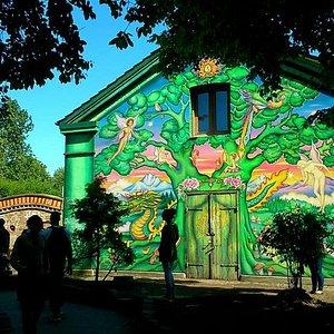 Une entrée de Christiania