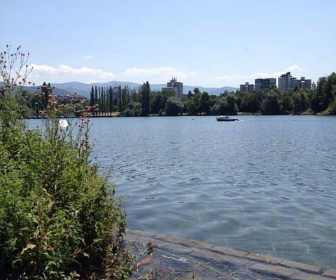 Blick zum See links