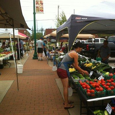 Market Day, Summer