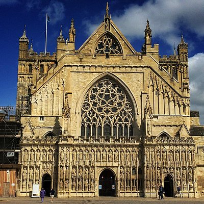 Iglesia Anglicana Catedral de San Pedro de Exeter