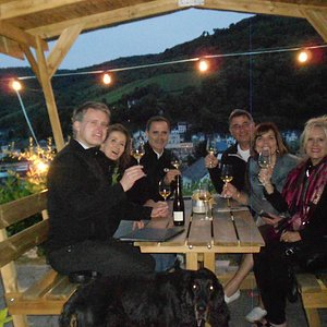 Wine and Fun at Trossen!