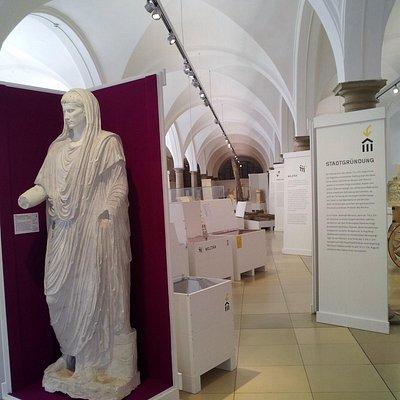 Romisches Museum Im Zeughaus