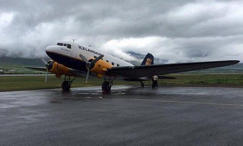 Icelandair's Dakota