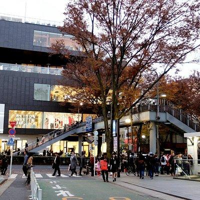 shops omotesando hill