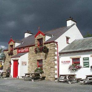 pub in the sun