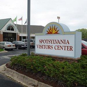 Spotsylvania Visitor Center