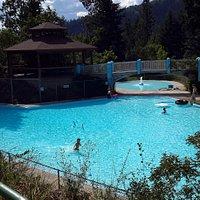 The Wading Pool At Gyro Park