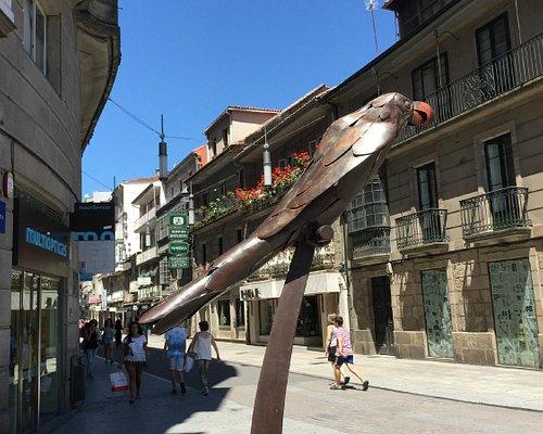 Diagonal al Iglesia de la Virgen peregrina este protagonista