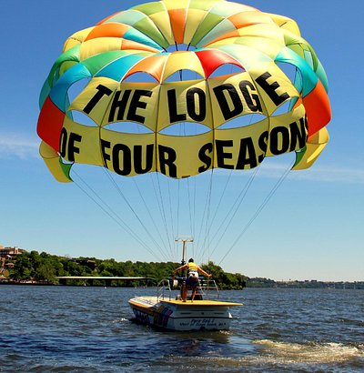 Lodge of the Four Seasons Sail