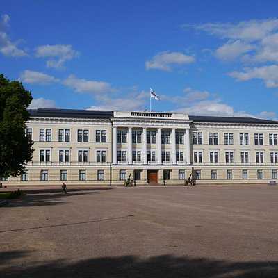 Кадетский корпус, главное здание