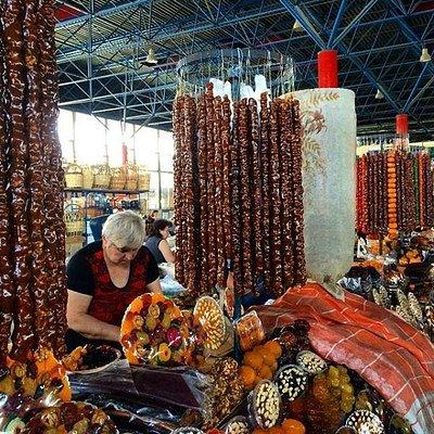 Hanging Dried Fruit