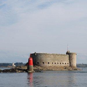 Château du Taureau en Baie de Morlaix