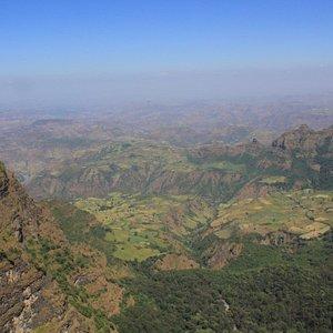 Simien mountain