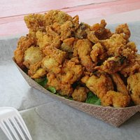Fried Clam Roll