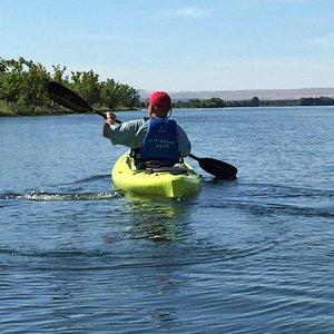 Columbia Kayak Adventures