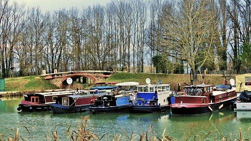 Port Canal Montauban