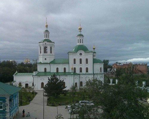Вознесенско-Георгиевская церковь