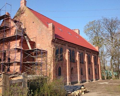 Die renovierte Kirche