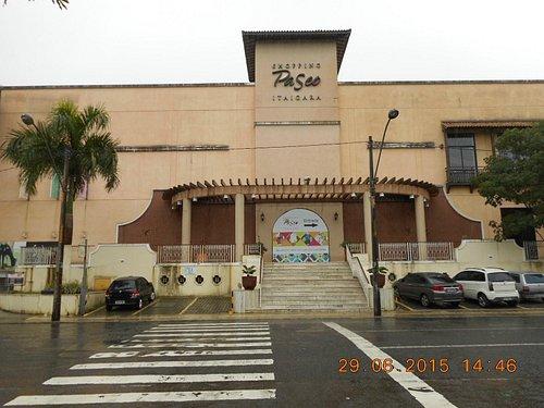 Shopping Paseo Itaigara.