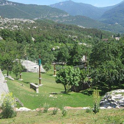 panoramica del parco