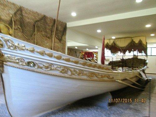 Royal Barge, Aranjuez