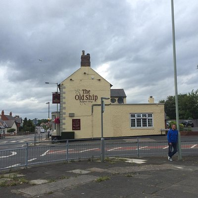 The old ship, Sunderland road