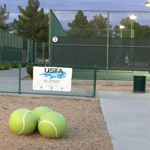 Scottsdale Ranch Park and Tennis Center!