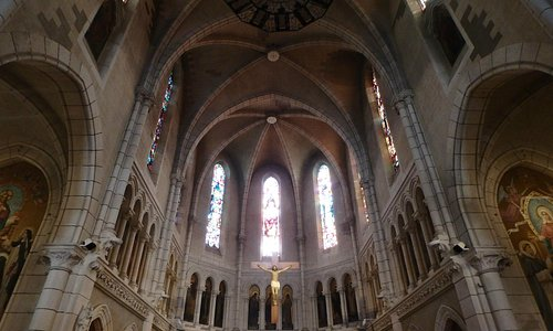 Crucifix and Nave