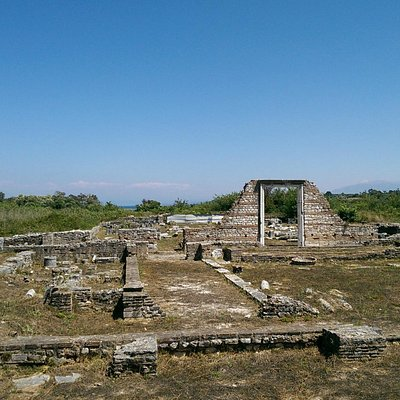 Nicopolis, one of the earliest Christian settlements in Greece